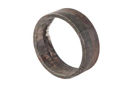 One Ring Style Diamond Grinding Wheel isolated on white background