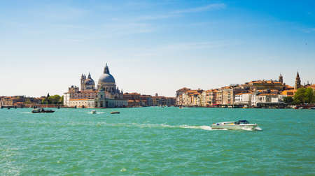 Venice,Old historical city in Italy.Famous attractions place Banque d'images