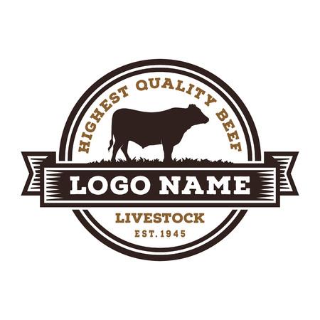 Inspiration For Beef Cattle Logo Design
