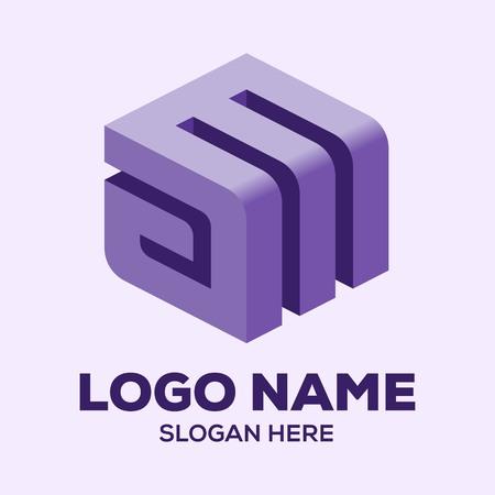 Initial AM logo design inspiration