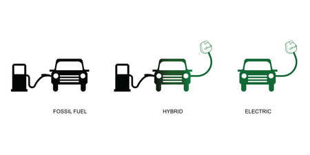 La evolución de la tecnología de coche eléctrico verde