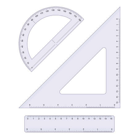protractor: Geometry Set