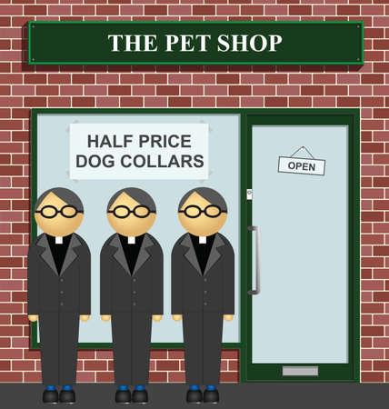 klerus: Klerus queuing f�r H�lfte Hundehalsb�nder im pet Shop Preis