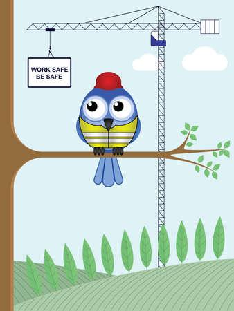 seguridad e higiene: La construcción de la salud y seguridad seguridad en el trabajo es seguro