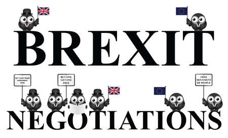 United Kingdom exit negotiations from the European Union  resulting from the June 2016 referendum