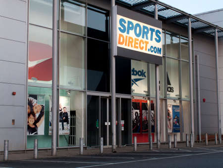 merchant: Sports Direct sportswear fashion retailer, established in 1982 by Mike Ashley Editorial