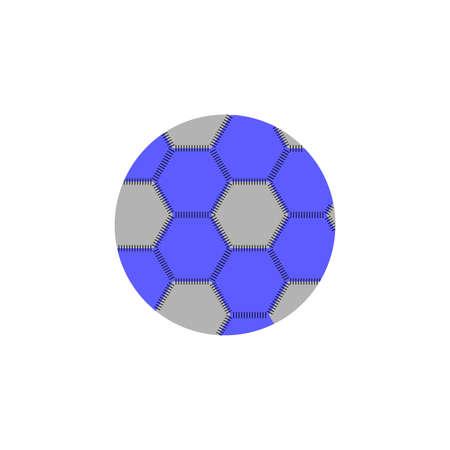 Ball vector icon