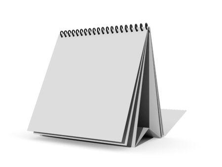 organizer page: Calendario