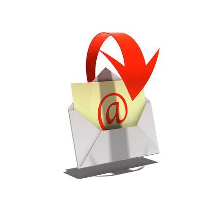 mail Stock Photo