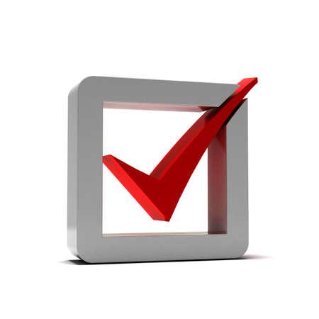 checkbox: Segno di spunta