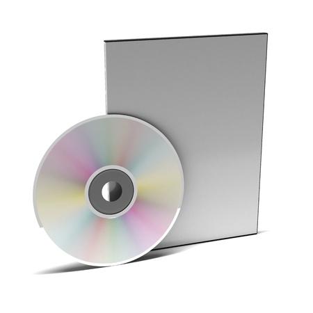 CD pouzdro