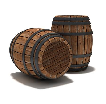 barrel Stock Photo