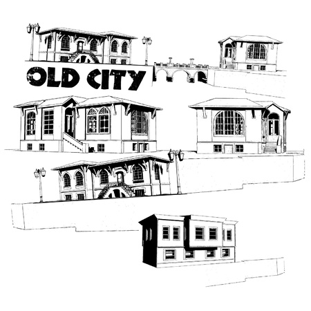 old city architecture