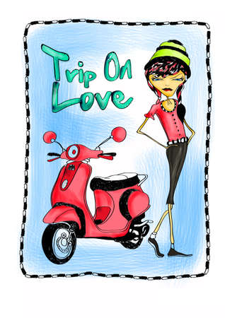trip on love
