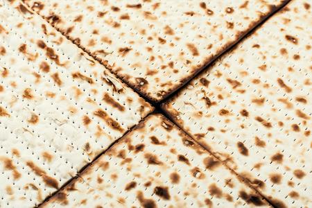 Jewish matza on Passover