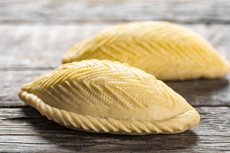Eastern sweet pastries, shekerbura