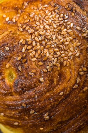 Azerbaijan national pastry, Qogal