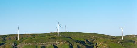 Wind power generator, alternative energy source