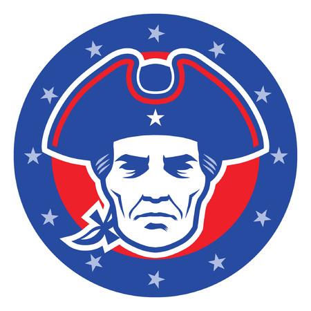 patriot: patriot mascot