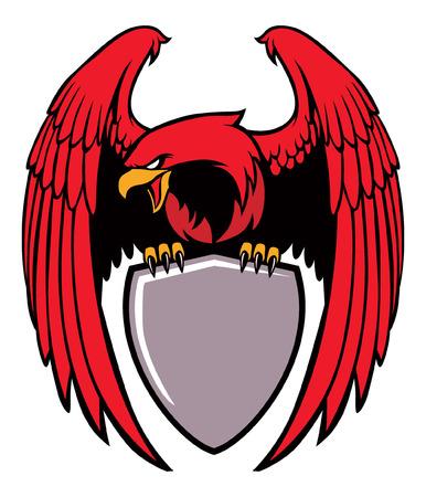eagle grip the shield
