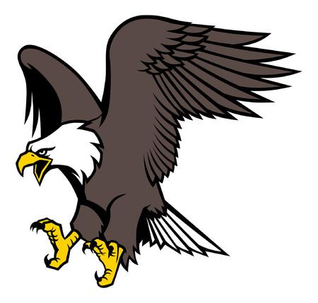 bald eagle mascot