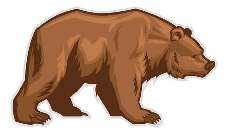 brown bear Фото со стока - 95586396