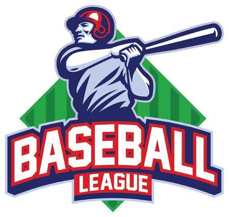 baseball mascot design