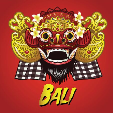 balinese mask of barong