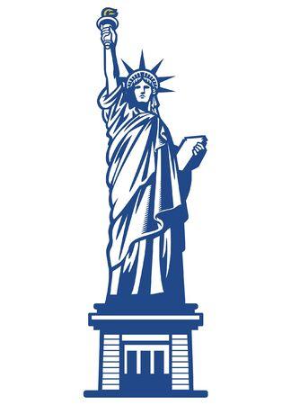 liberty statue of new york