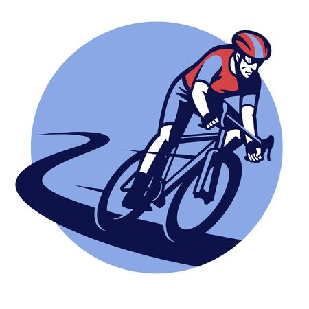 cycling race design concept