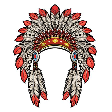 american indian native headdress