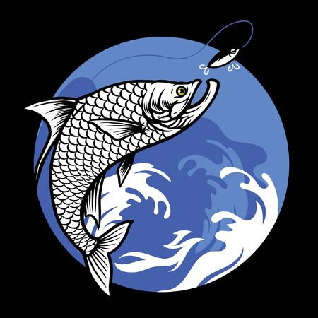 tarpon fishing design