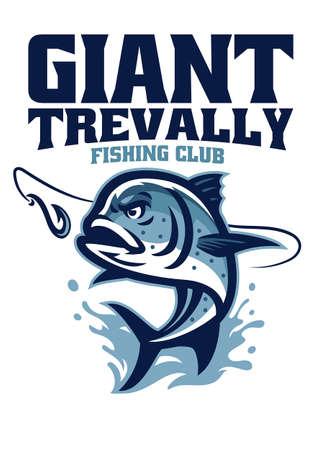 Giant trevally fishing club