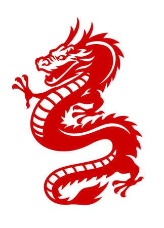 Big Dragon Tattoo design