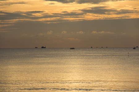 dawning: Sea