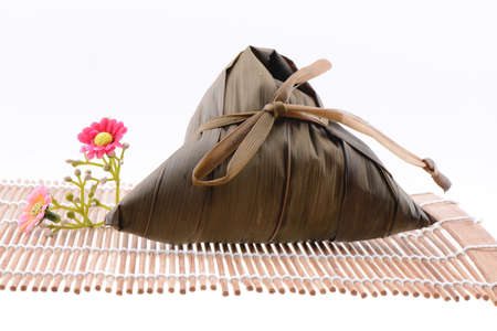 Chinese ZongZi for Dragon Boat Festival, DuanWu Festival  photo