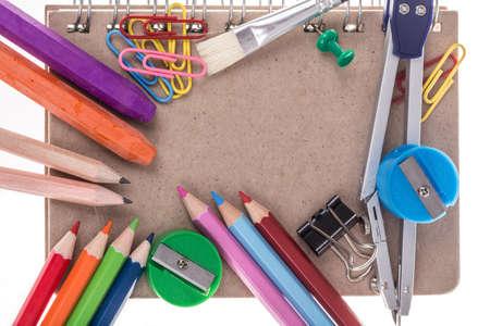 compas de dibujo: regreso a la escuela