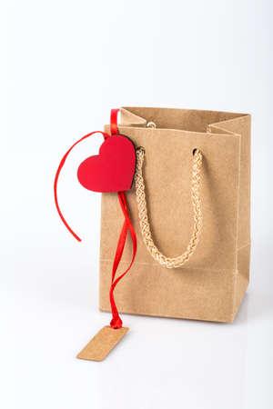 shopping for valentine photo