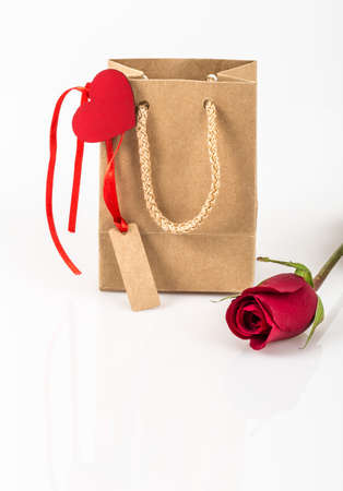 valentine shopping photo