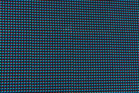 abstract led screen, texture background Banco de Imagens