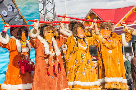 The holiday Northern aboriginal Koryak was Hololo.