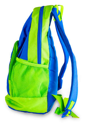 Sport bag isolated on the white background 스톡 콘텐츠