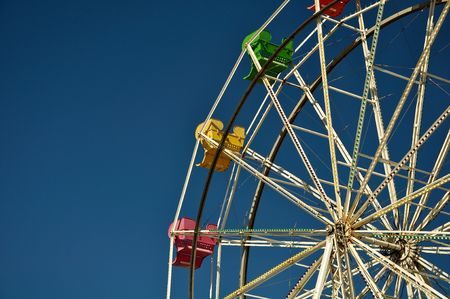 Fun and Excitement and the Carnival or Fair photo