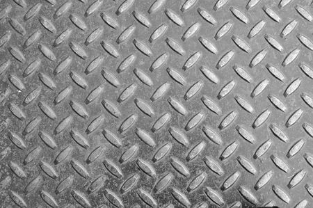 Diamond Plate Background with space to add text