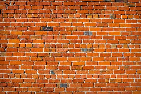 Old Brick Background used for text and wallpaper