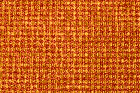 Orange and Yellow Fabric that can be used as a background Stock Photo - 6138893