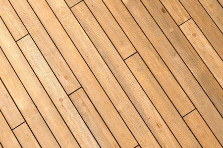 Diagonal fondo deck de madera Ship con spac libre para texto