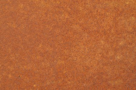 Rusty Iron Background with open space Stock Photo - 6599507