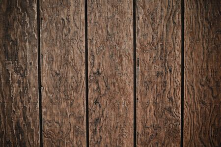 Dark Wood Plank Background with interesting design Stock Photo - 6689623