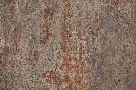Grunge Dark Rust Background with Red and Gray Colors